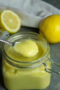 Low Carb Lemon Curd Recipe