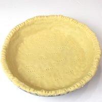 Low Crb Flaky Pie Crust