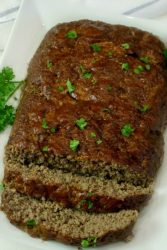 Best Low Carb Keto Homestyle Meatloaf