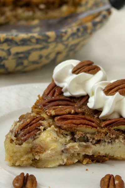 Use Low Carb Cornsyrup to make this Keto Pecan Pie