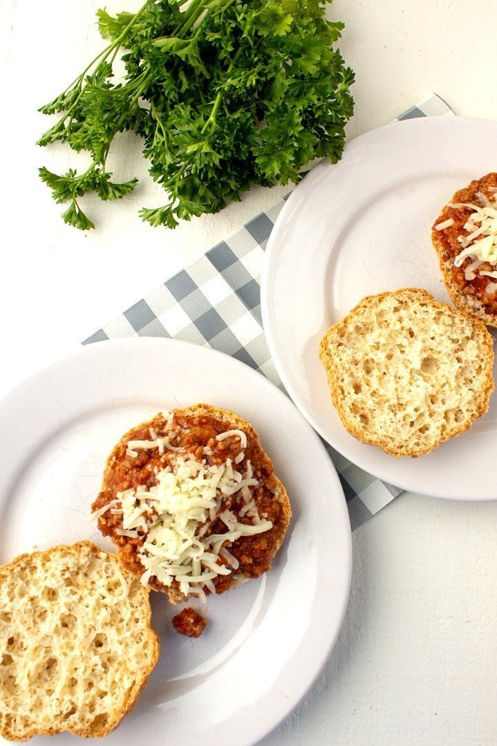 No will will know it's Low Carb Slow Cooker Sloppy Joes but you!