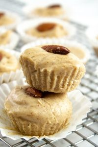 Stacked Almond Butter fat Bombs