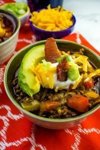 Low Carb Southern Chili Recipe