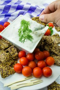 Easy Keto Creamy Dill Dip